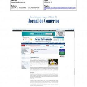 2013-04-15 - Conexões - Jornal do Comércio (Coluna Invervalo)