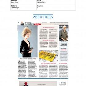 2013-04-26 - Conexões - Zero Hora (Ediç;ão Impressa - Contracapa)