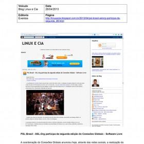 2013-04-28 - Conexões - Blog Linux e Cia