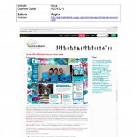 2013-05-03 - Conexões - Gabinete Digital