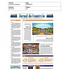 2013-05-09 - Conexões - Jornal do Comércio (Edição Impressa - Em Foco)