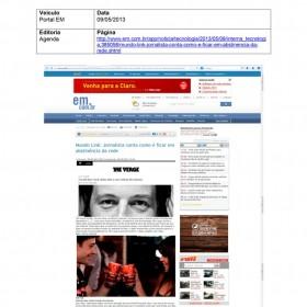 2013-05-09 - Conexões - Portal EM