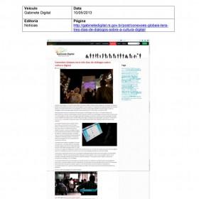 2013-05-10 - Conexões - Gabinete Digital