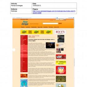 2013-05-10 - Conexões - Pense Entregas