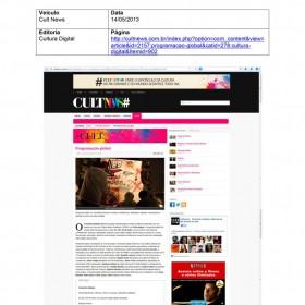 2013-05-14 - Conexões - Cult News