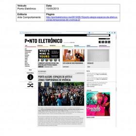 2013-05-15 - Conexões - Ponto Eletrônico (Citação)