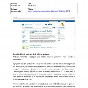 2013-05-20 - Conexões - Coletiva