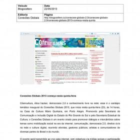 2013-05-22 - Conexões - Blogoosfero