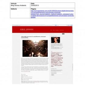 2013-05-23 - Conexões - Blog Somos Andando