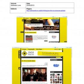 2013-05-23 - Conexões - Software Livre