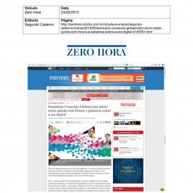 2013-05-23 - Conexões - Zero Hora (Edição Online - Segundo Caderno)