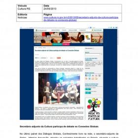 2013-05-24 - Conexões - Cultura RS II