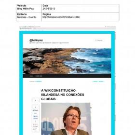 2013-05-24 - Conexões - Hélio Paz II