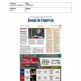 2013-05-24 - Conexões - Jornal do Comércio (Edição Impressa)