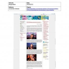 2013-05-25 - Conexões - Blogoosfero I