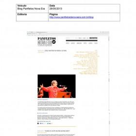 2013-05-26 - Conexões - Panfletos Nova Era