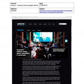 2013-05-27 - Conexões - Unicos