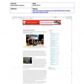 2013-05-28 - Conexões - Blog Barão Gaúcho