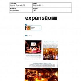 2013-05 - Conexões - Revista Expansão RS
